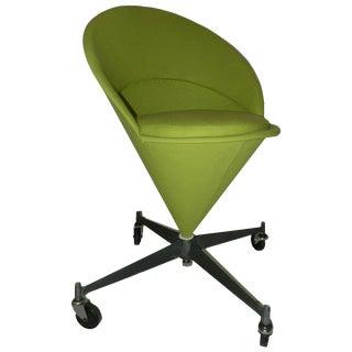 Vintage Verner Panton Cone Chair