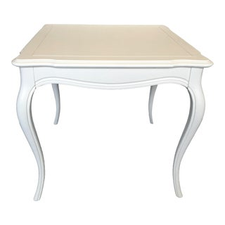 Provincial Style White Table