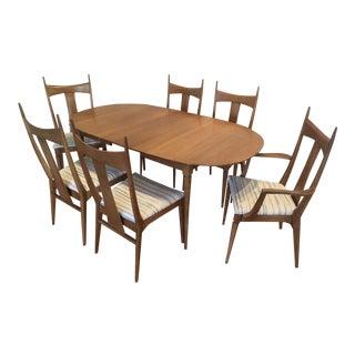 Heywood Wakefield Mid-Century Dining Set