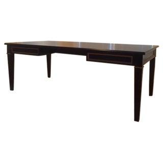 Custom Made Partners Desk