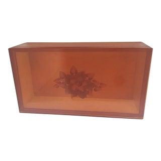 Apple Juice Bakelite Box