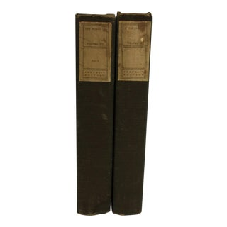 The Works of Henry Fielding 1903 Two Volumes