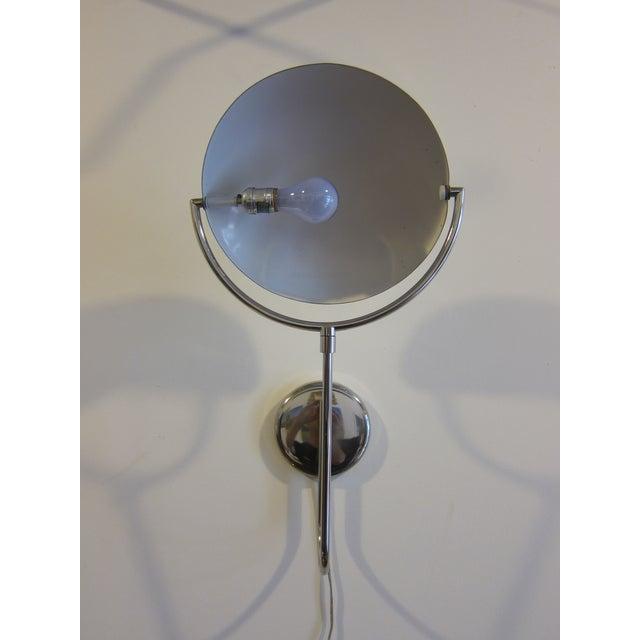 Wall Mount Articulating Lamp : Laurel Articulating Wall-Mounted Lamp Chairish