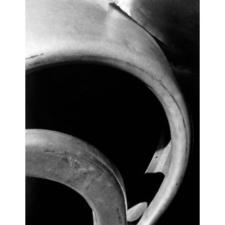 Eric Axene Industrial Silver Print - Cowling