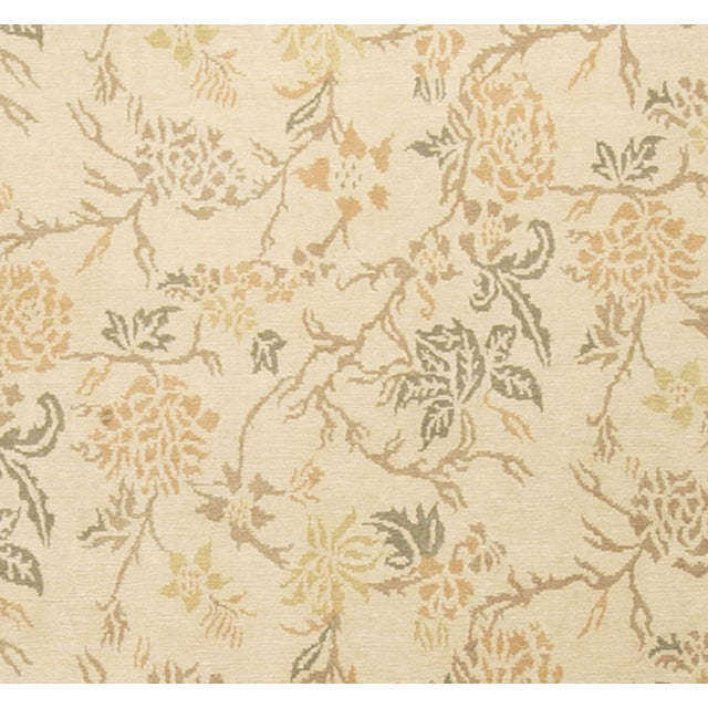 Contemporary Hand Knotted Wool Rug - 7′10″ × 9′9″ - Image 3 of 4