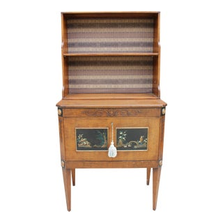 Chinoiserie Library/Writing Desk