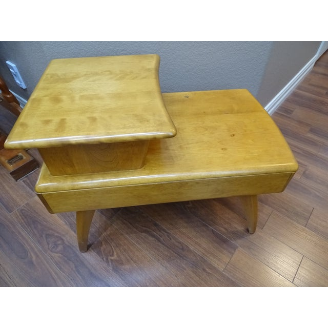 Heywood Wakefield Cocktail Table & Side Tables - Set of 3 - Image 10 of 11