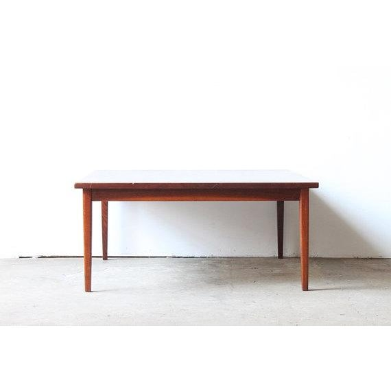 Mid-Century Walnut Coffee Table - Image 2 of 4