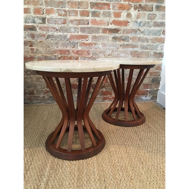 Edward Wormley Side Tables - A Pair - Image 2 of 10