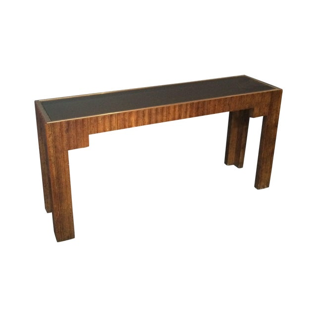 1970's Thomasville Sculptural Console - Image 1 of 8