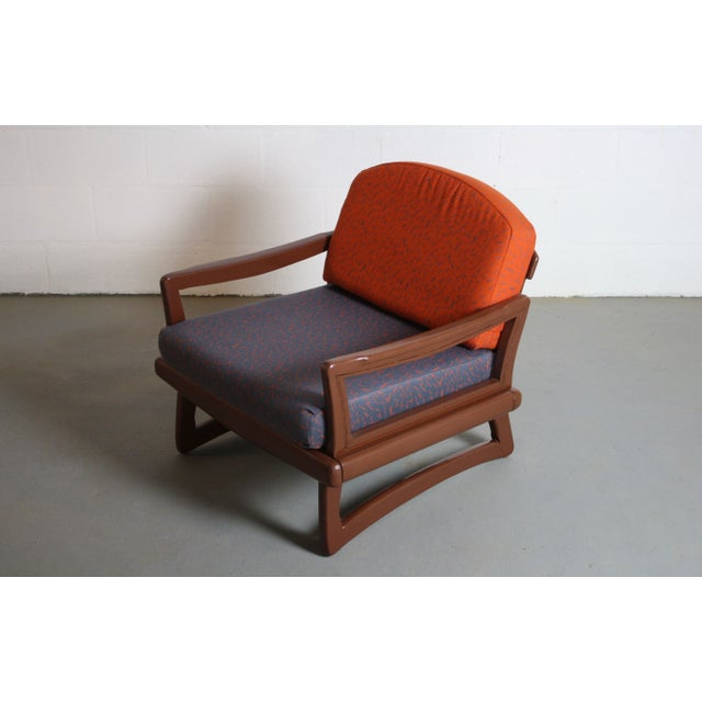 Image of Mid-Century Modern Danish Lounge Chair