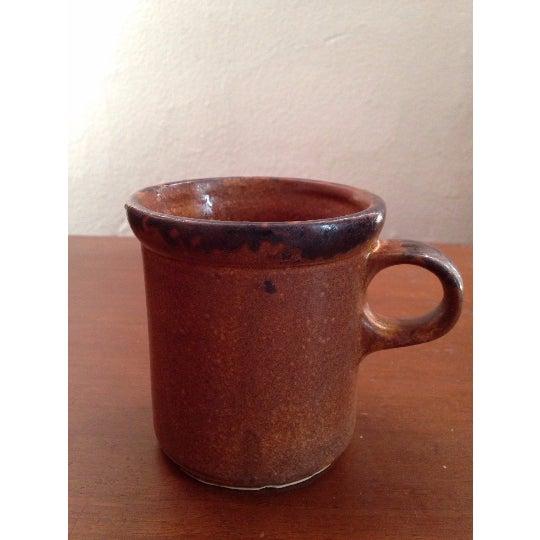 Image of 1412 McCoy Brown Canyon Mesa Stoneware Set