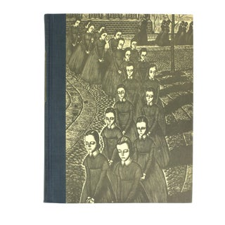 """""""Jane Eyre"""" by Charlotte Brontë with Fritz Eichenberg Engravings"""