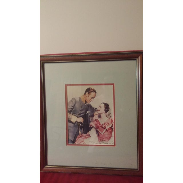 """Image of Olivia De Havilland Signed """"Gone With The Wind"""" Photograph"""