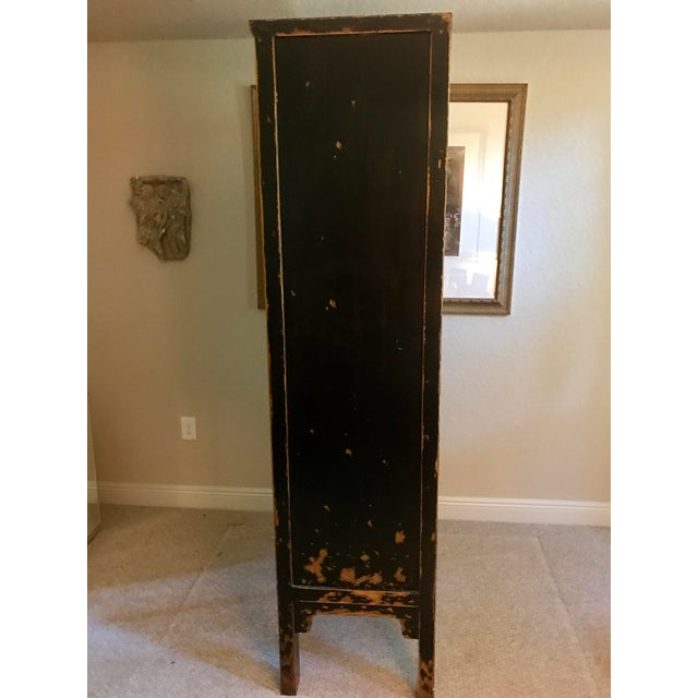 Shabby Chic Asian Wardrobe - Image 4 of 9