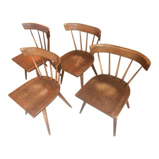 Paul McCobb Planner Group Dining Chairs - Set of 4