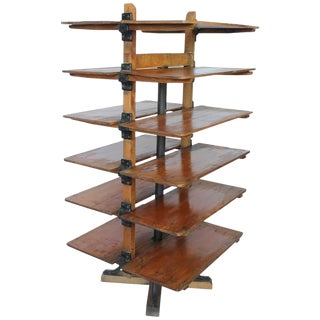 1890s Revolving Shelves by Danners