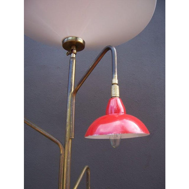 Image of A Stilnovo Extra Tall Floorlamp