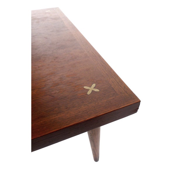 Mid-Century Cocktail Table by Merton Gershun - Image 4 of 6