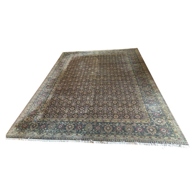 Abc Carpets Large Room Rug - 10′ × 14′6″ - Image 1 of 8