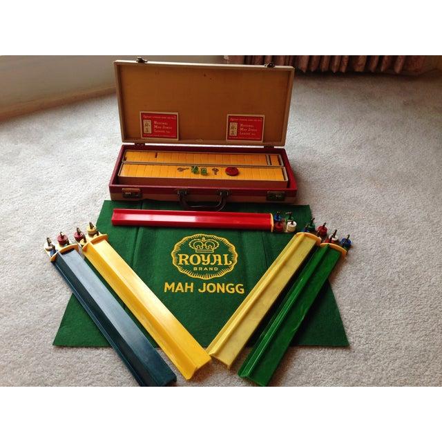 Vintage 1950s Royal Mahjong Game Set - Image 2 of 11
