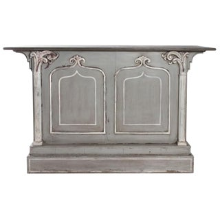 CARVED FRENCH BAR