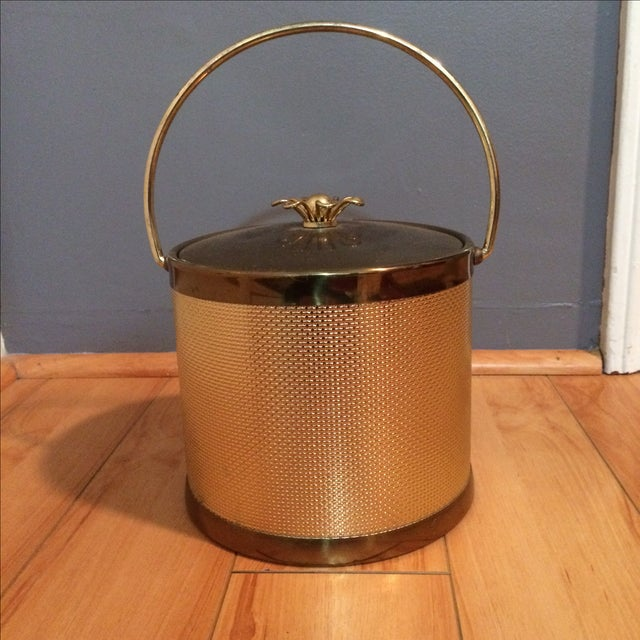 Brass Serv-Master Ice Bucket - Image 2 of 5