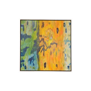 Brooky Zajac Abstract Oil Painting