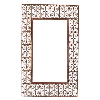 Moroccan Forged Iron Frame
