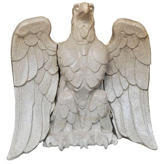 American Terracotta Eagle