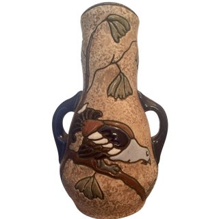 Amphora Art Pottery Vase, 1915