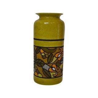 Aldo Londi Bitossi Vase, Rosenthal Netter Italy