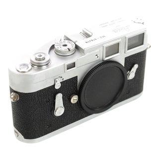 Vintage 1957 Leica M3 #910xxx Rangefinder Camera