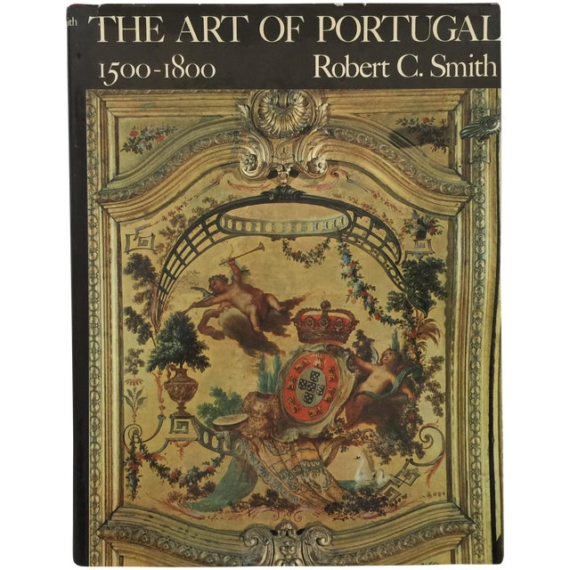 Image of The Art of Portugal Book by Robert C. Smith
