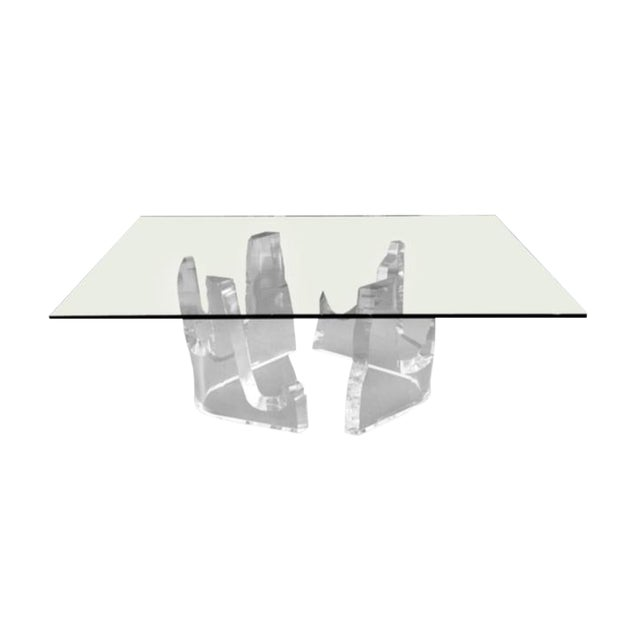 Image of Iceberg Table by Lion in Frost