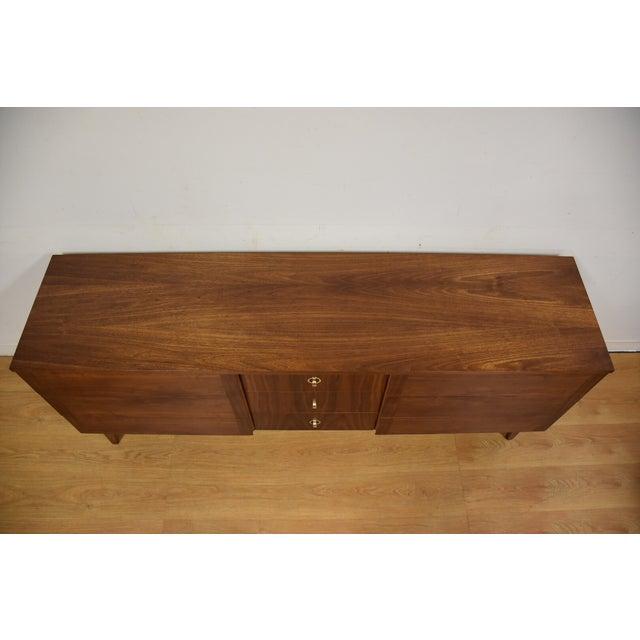 Image of Stanley Walnut Dresser