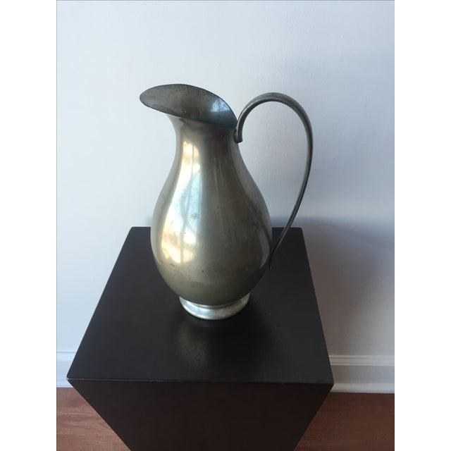 Image of Pewter Pitcher