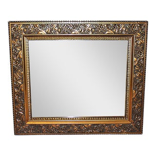 Gilt Grapevine Mirror
