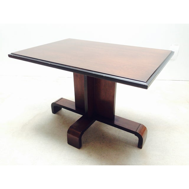 Image of Art Deco Side Table