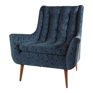 Adrian Pearsall Style Mid-Century Chair