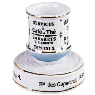 Vintage French Services De Table Porcelain Match Striker