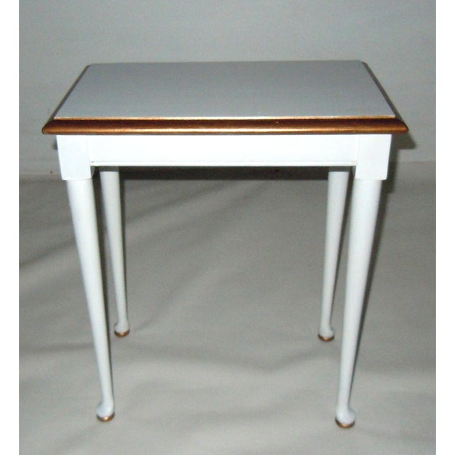 Mid-Century Nesting Tables - Set of 3 - Image 4 of 7