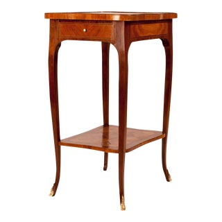 Louis XVI Style Side Table, circa 1900