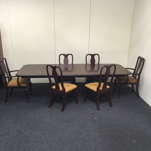 Image of Ethan Allen Dining Set