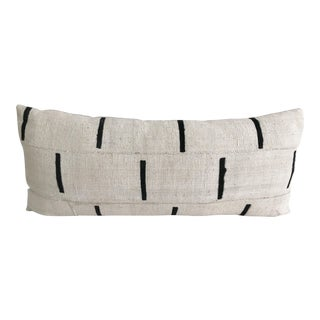 Mali Mud Cloth Textile Pillow
