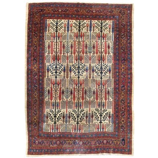 Willow and Cypress Garden Bidjar Carpet