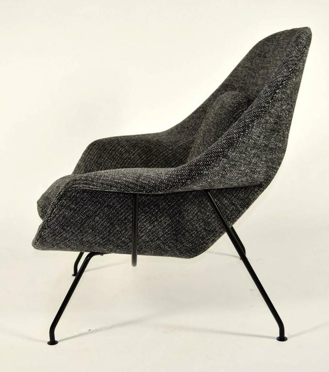 eero saarinen womb chair for knoll in holly hunt great outdoors image 4 of 7