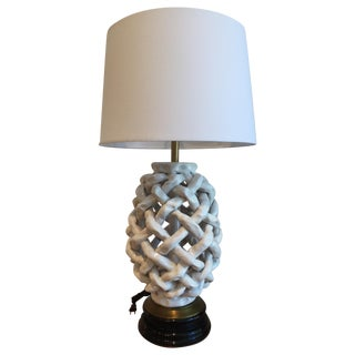 1960s Italian Ceramic Lamp