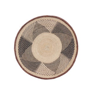 Ruwa' Woven Tonga Basket