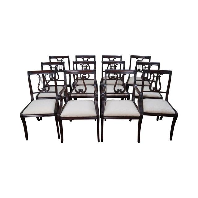 Schmieg/Kotzian Robert Whitley Dining Chairs - 12 - Image 1 of 10